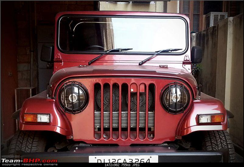 Never thought I'd buy a Mahindra Thar! My Jeep Story. EDIT: Now sold-20130306_l1.jpg