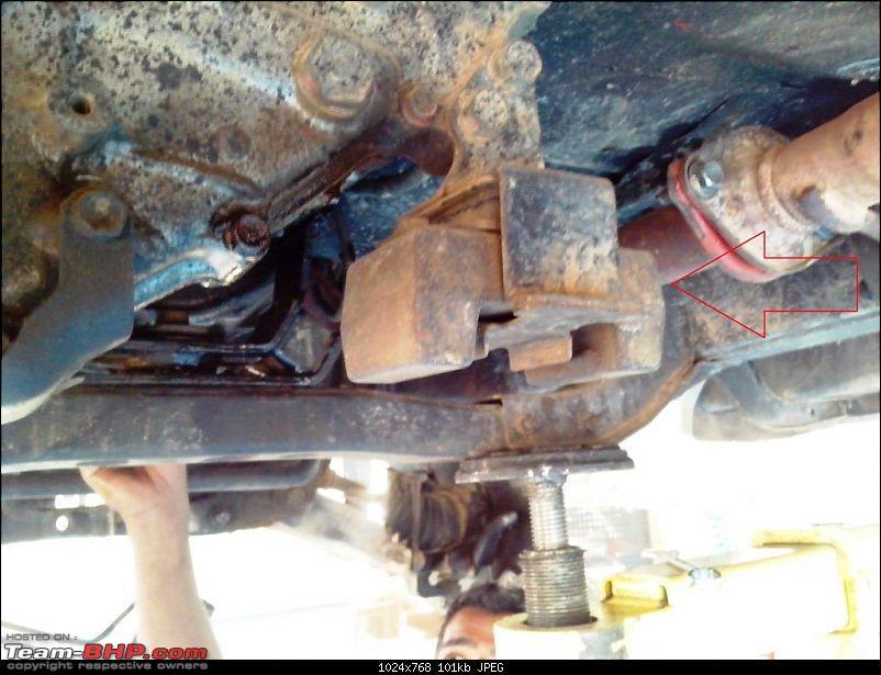 "1998 Toyota 90 Series SWB 3 Door Land Cruiser Prado. EDIT: Now with 2"" Ironman Lift-swb-prado-tc-balance.jpg"