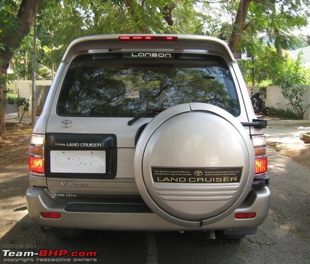 Toyota Landcruiser 100 Series HDJ100 - Team-BHP