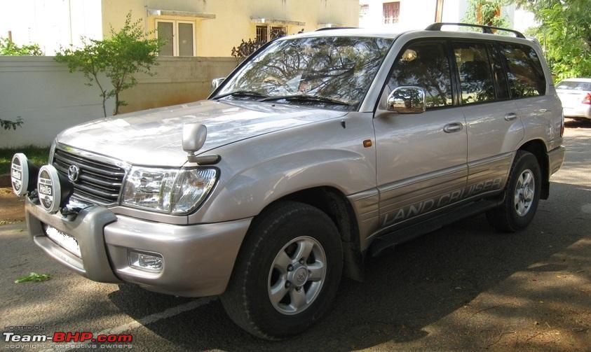 Toyota Landcruiser 100 Series Hdj100 Team Bhp