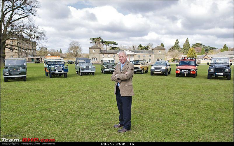 Report & Drive : Land Rover's 65th Anniversary Celebrations-longest_serving_employee_roger_crathorne_01.jpg