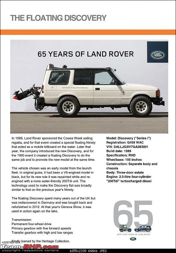 Land Rover History - Vehicles at 65th Anniversary Celebration.-floating-discovery5.jpeg
