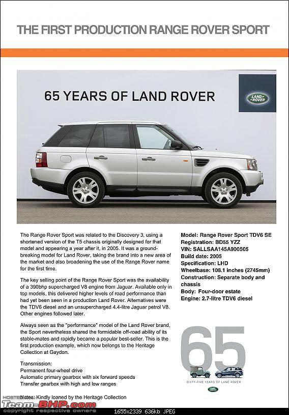 Land Rover History - Vehicles at 65th Anniversary Celebration.-first-production-range-rover-sport1.jpeg