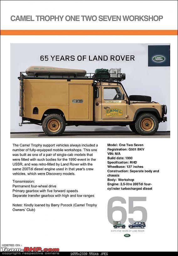 Land Rover History - Vehicles at 65th Anniversary Celebration.-camel-trophy-one-two-seven-workshop16.jpeg