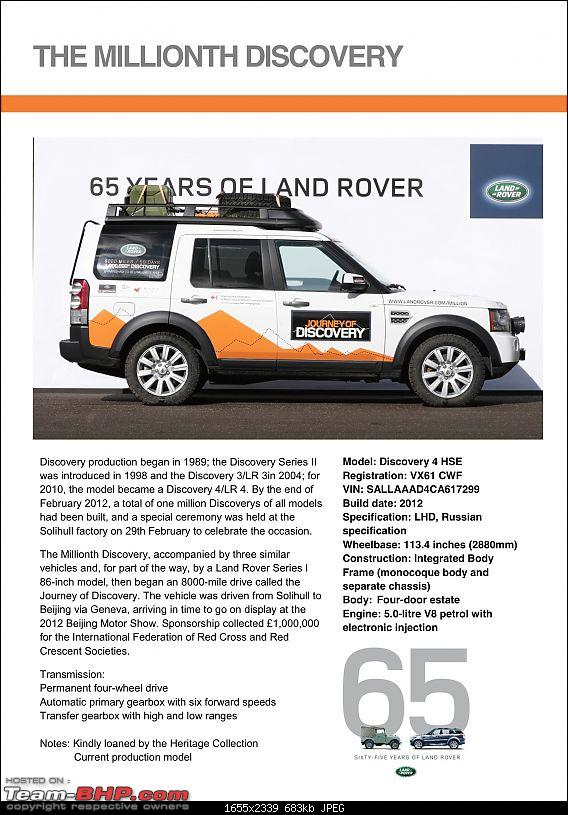 Land Rover History - Vehicles at 65th Anniversary Celebration.-millionth-discovery24.jpeg