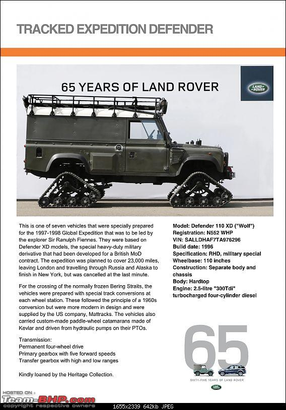 Land Rover History - Vehicles at 65th Anniversary Celebration.-tracked-expedition-defender25.jpeg