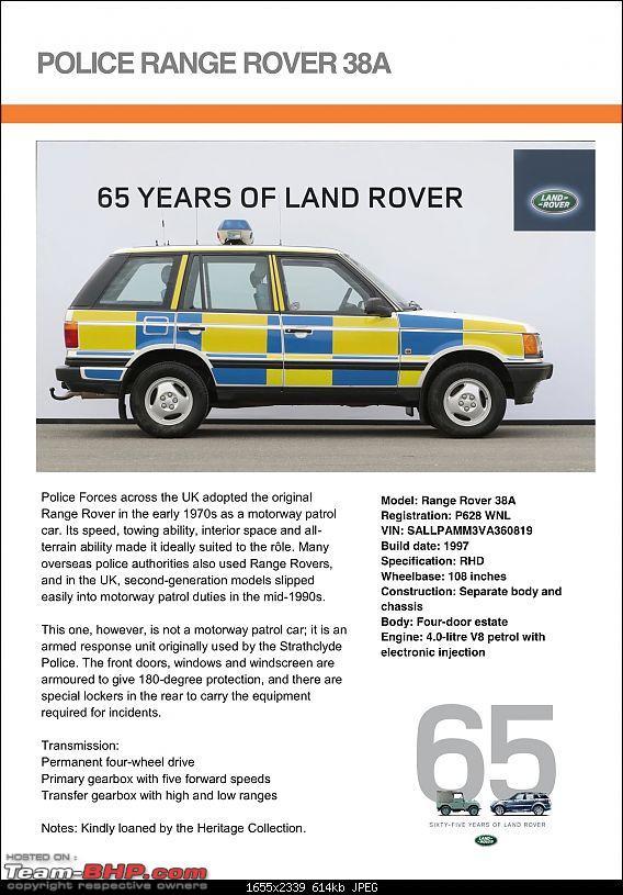 Land Rover History - Vehicles at 65th Anniversary Celebration.-police-range-rover-38a5.jpeg