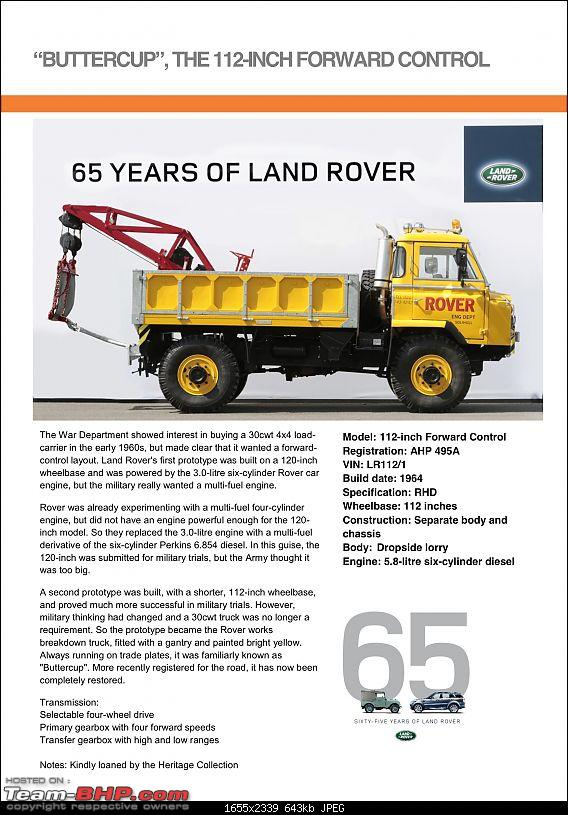 Land Rover History - Vehicles at 65th Anniversary Celebration.-buttercup-112inch-forward-control2.jpeg