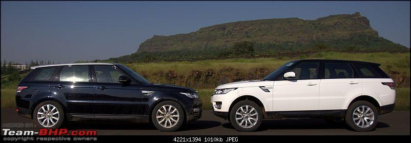 Driven Range Rover Sport TeamBHP - Range rover forum