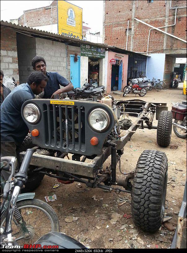 My experience of rebuilding a Jeep..-20131022_114700.jpg