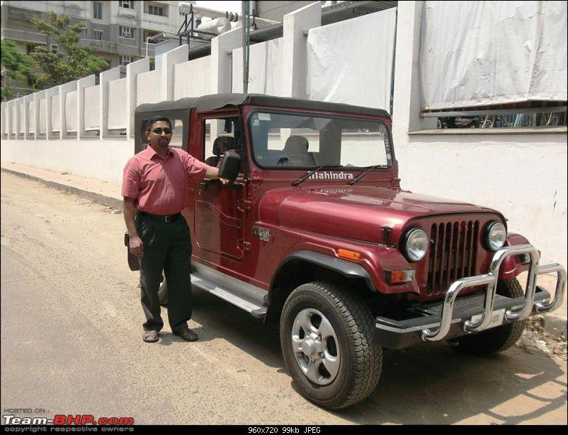 Chérie : My Pre-owned Mahindra Thar Crde 4x4 (Toreador Red)-67929_10151410739578300_448525366_n.jpg