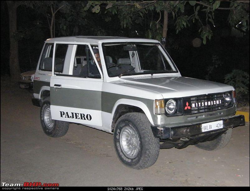 1988 Mitsubishi Pajero SWB SUV-200903240034.jpg
