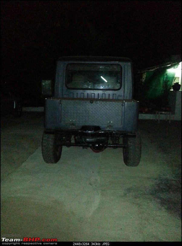 My experience of rebuilding a Jeep..-20140117_193058.jpg