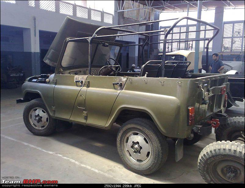 Russian Uaz-469, Ford and a Willy's-18042009607.jpg