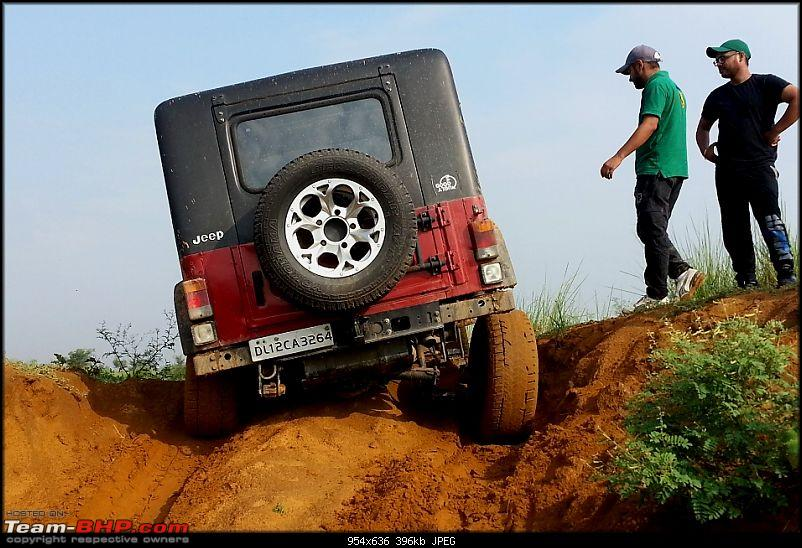 Never thought I'd buy a Mahindra Thar! My Jeep Story. EDIT: Now sold-20140831_081840-2.jpg