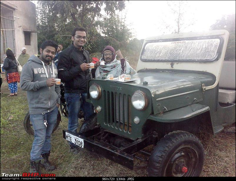 My Jeep Bride - Mahindra Willys Petrol CJ4A ( CJ3B sibling ) - Ground up restoration-10173772_10154661610215582_2870441260199916891_n.jpg