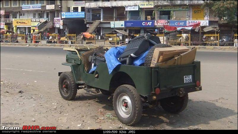 My Jeep Bride - Mahindra Willys Petrol CJ4A ( CJ3B sibling ) - Ground up restoration-10636489_10154661585865582_6320600521210607291_o.jpg
