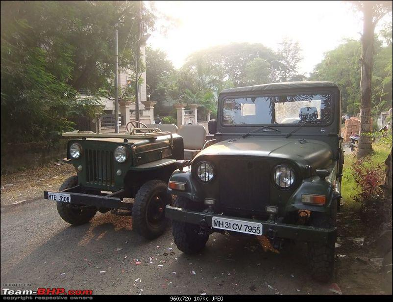 My Jeep Bride - Mahindra Willys Petrol CJ4A ( CJ3B sibling ) - Ground up restoration-10703756_10154661582915582_2216279425828151213_n.jpg