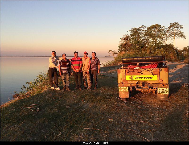 A Mahindra CJ500 DP and a custom made Expedition Trailer-img20141106wa0053.jpg