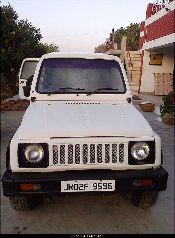 1996 Maruti Gypsy MG410W - Going places-201411120001.jpeg