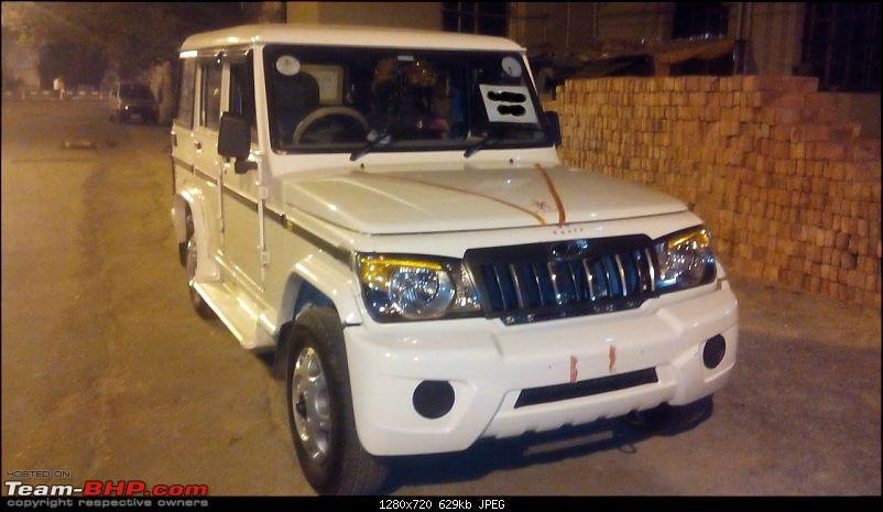 My First UV – Mahindra Bolero LX 4x4-1416210688080.jpg