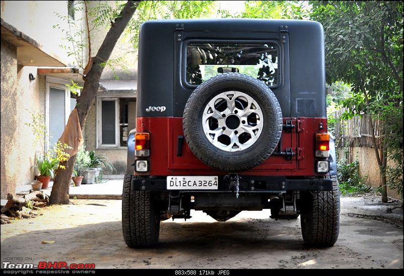 Never thought I'd buy a Mahindra Thar! My Jeep Story. EDIT: Now sold-2.jpg