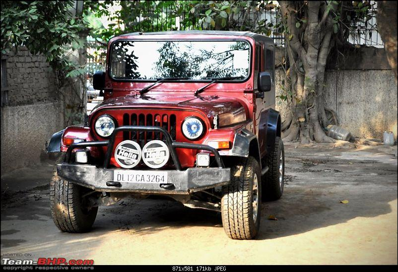 Never thought I'd buy a Mahindra Thar! My Jeep Story. EDIT: Now sold-3.jpg