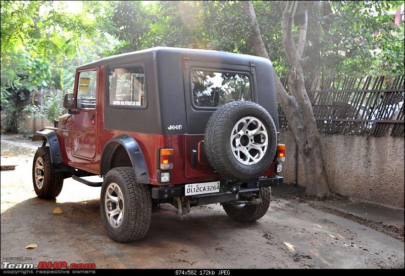 Never thought I'd buy a Mahindra Thar! My Jeep Story. EDIT: Now sold-5.jpg