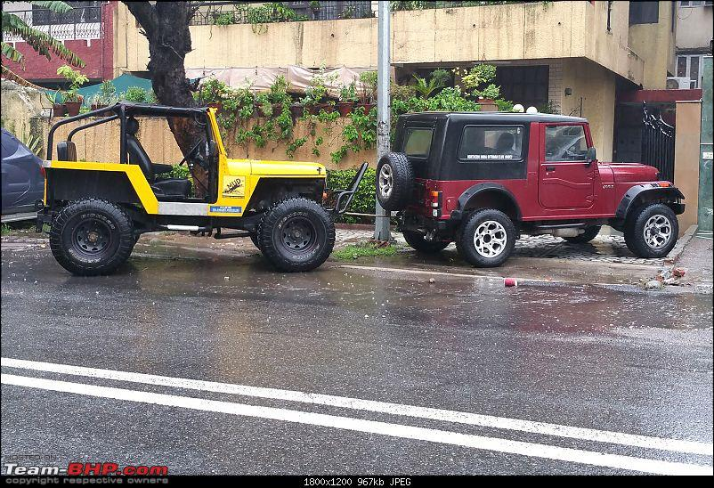 Never thought I'd buy a Mahindra Thar! My Jeep Story. EDIT: Now sold-20150711_152018-copy.jpg