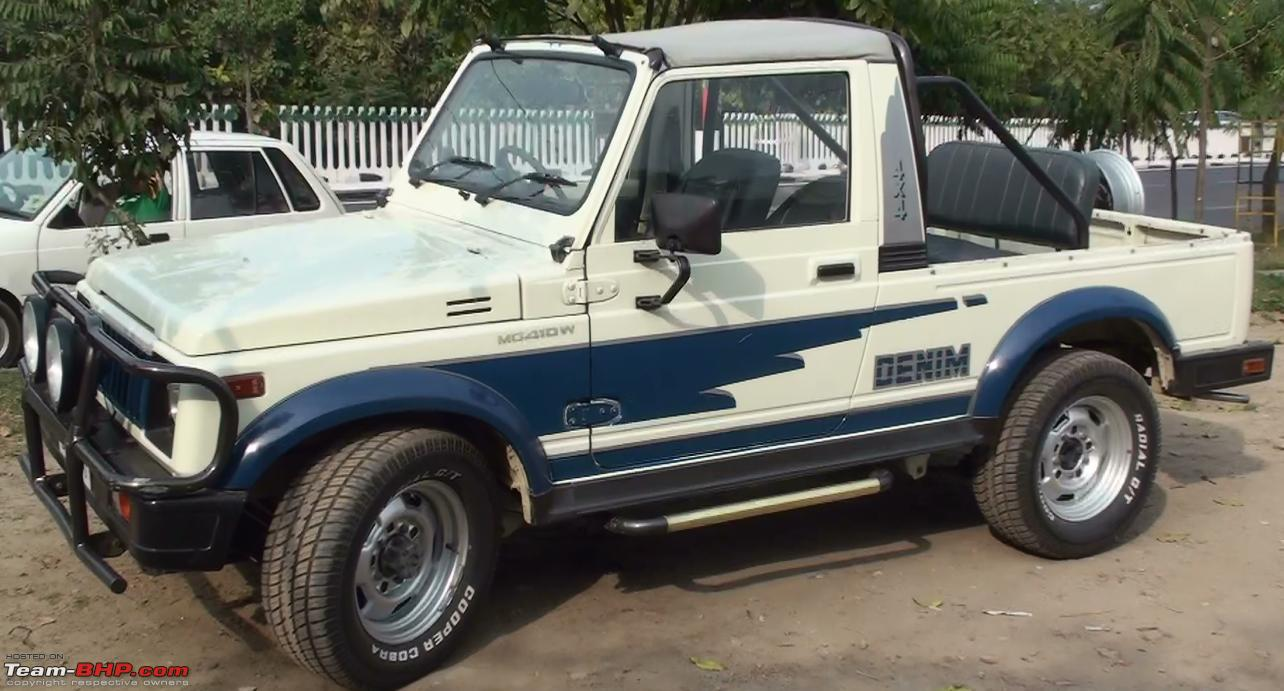 Cars Wallpapers And Images Maruti Gypsy