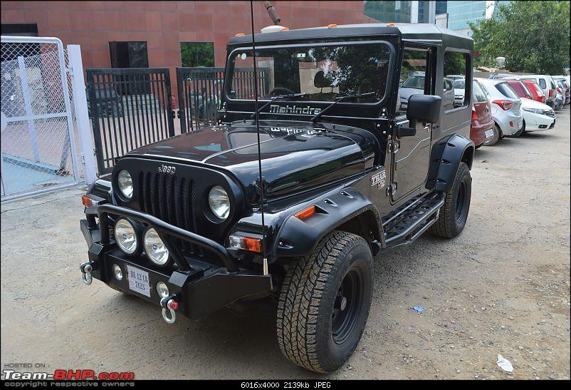 The most practical & best looking Hardtop - Mahindra Thar-2.jpg