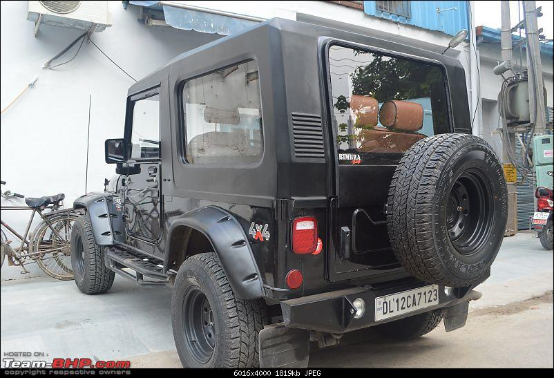 The most practical & best looking Hardtop - Mahindra Thar-5.jpg