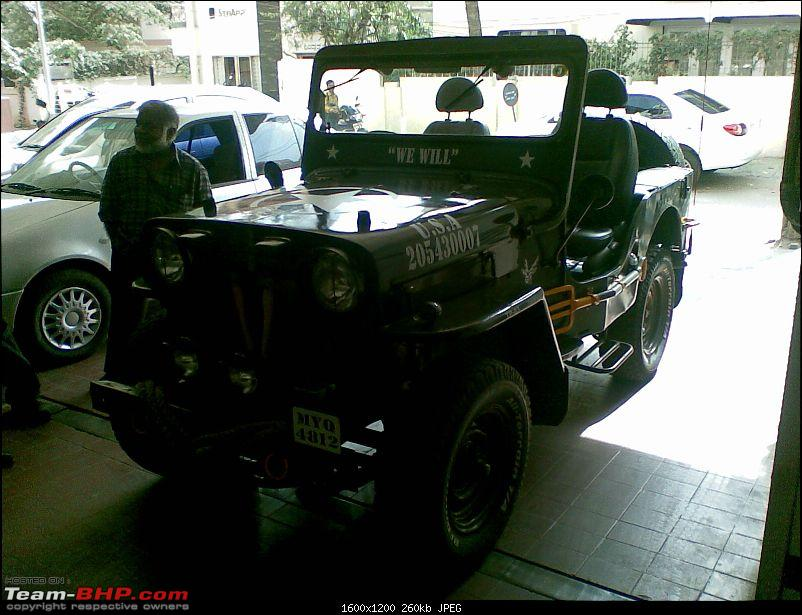 Some Pics of a vicious looking Jeep - US Army look alike - High Bonnet-image151.jpg