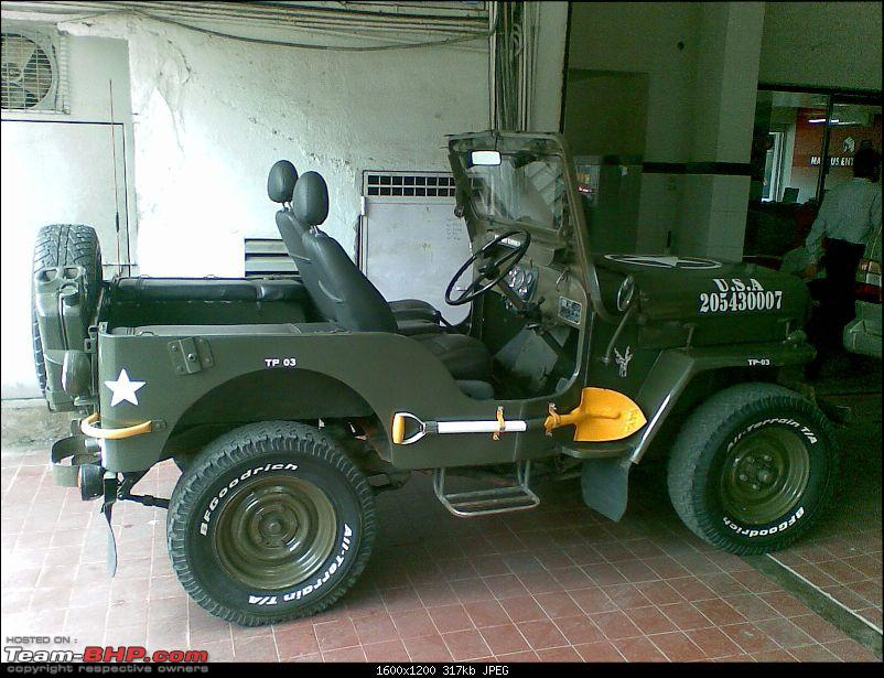 Some Pics of a vicious looking Jeep - US Army look alike - High Bonnet-image152.jpg