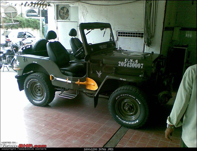 Some Pics of a vicious looking Jeep - US Army look alike - High Bonnet-image153.jpg