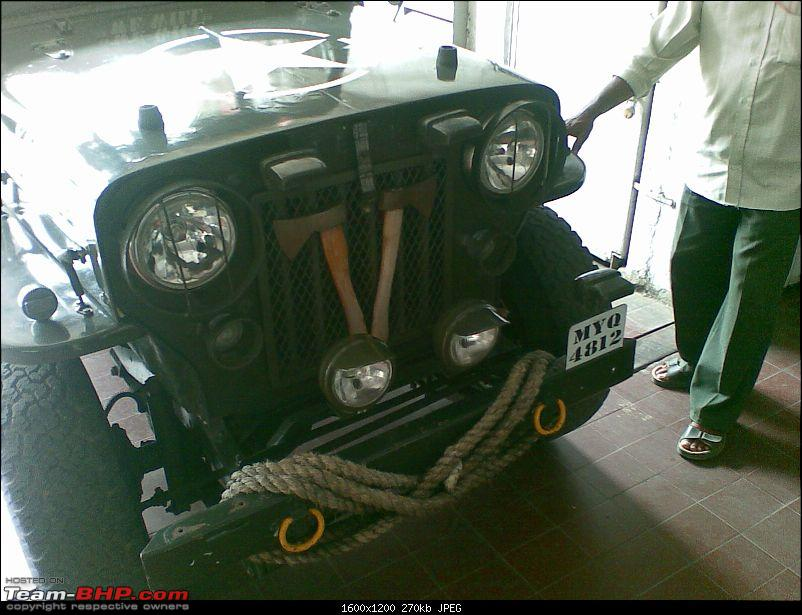 Some Pics of a vicious looking Jeep - US Army look alike - High Bonnet-image154.jpg