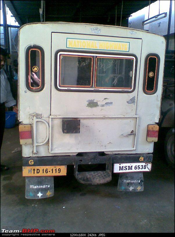 Mahindra (Kaiser) CJ3B RHD 1969 Petrol power-image065.jpg