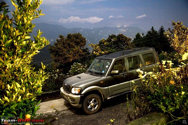 Marengo: Rocky Beige Mahindra Scorpio mHawk 4WD & MLD. 4 years & 1 lakh kms up!-img_50471.jpg