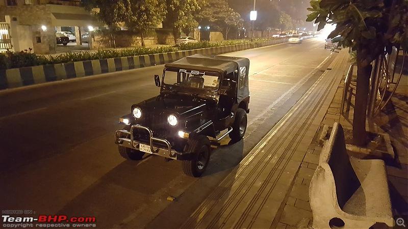 Mahindra Classic 4x4. 2.5 Liter Diesel. Back on the road!-1.jpg