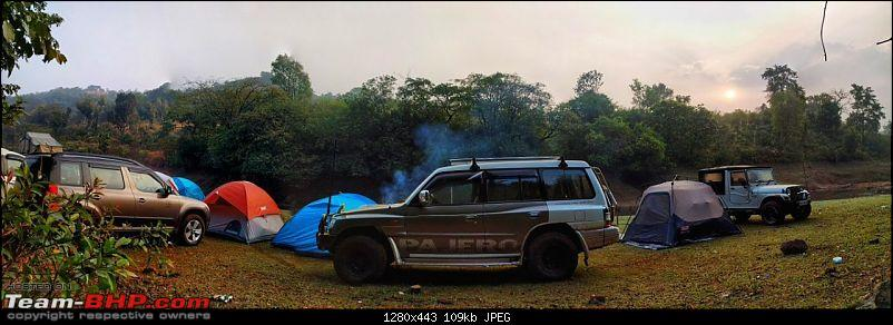 Mitsubishi Pajero SFX - Project Overland Conversion-camp-back.jpg