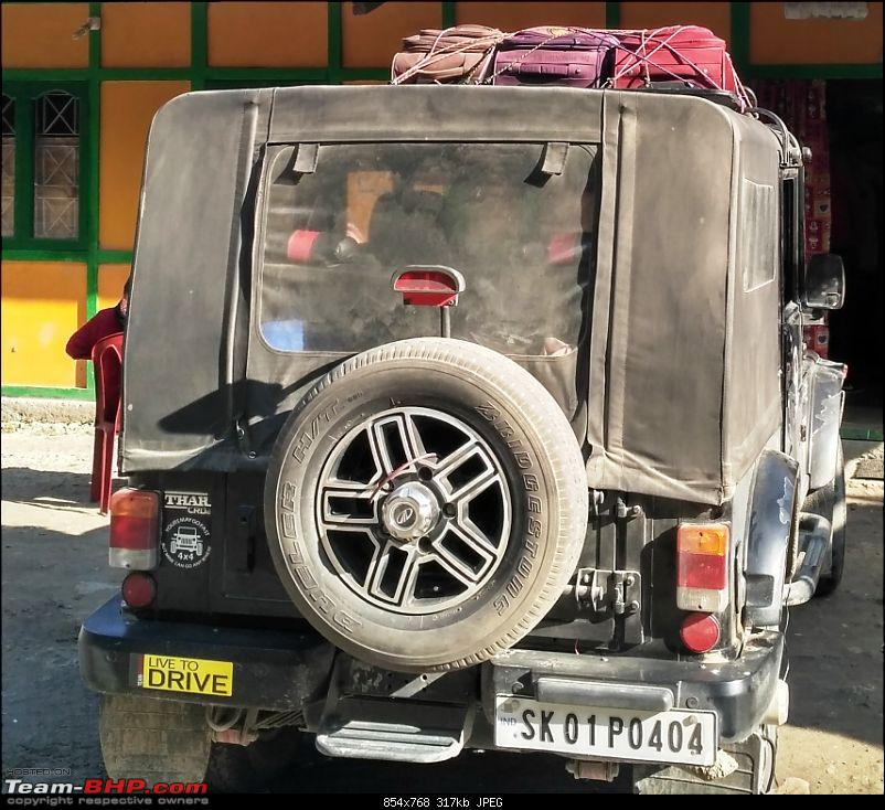 Fourknotfour - My Black Mahindra Thar CRDe (refreshed edition)-rear-luggage.jpg
