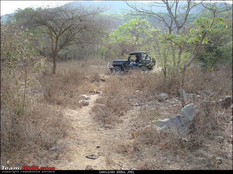 Mahindra Classic 4x4. 2.5 Liter Diesel. Back on the road!-6.jpg