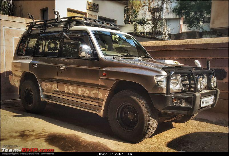Mitsubishi Pajero SFX - Project Overland Conversion-side.jpg