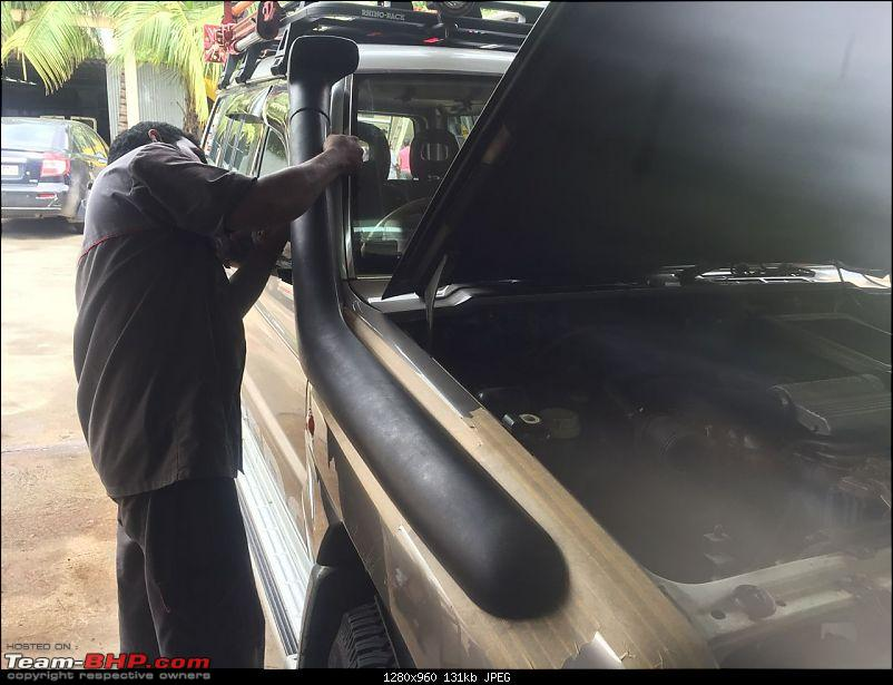 Mitsubishi Pajero SFX - Project Overland Conversion-14-checking-position-bracket-pillar.jpg