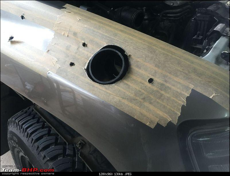 Mitsubishi Pajero SFX - Project Overland Conversion-17-coupling-end-towards-snorkel.jpg