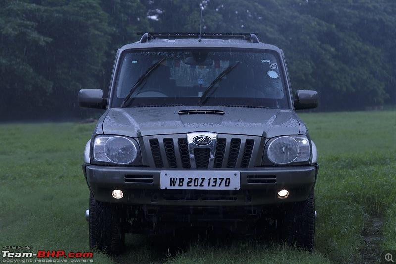 Marengo: Rocky Beige Mahindra Scorpio mHawk 4WD & MLD. 4 years & 1 lakh kms up!-img_18142.jpg
