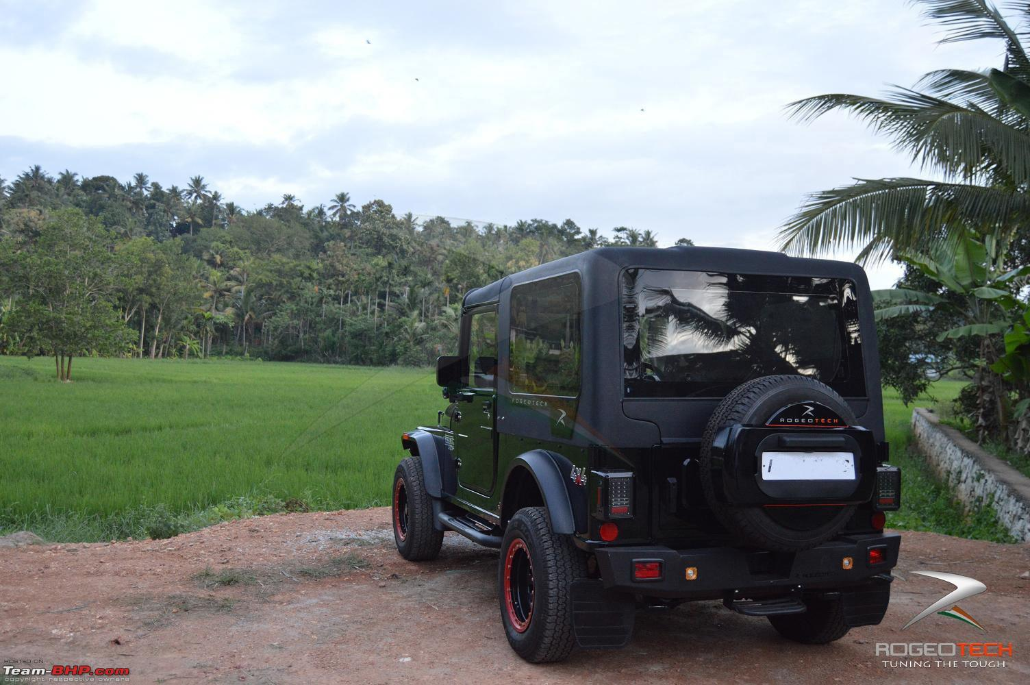 The Most Practical Best Looking Hardtop Mahindra Thar Page 17 Team Bhp