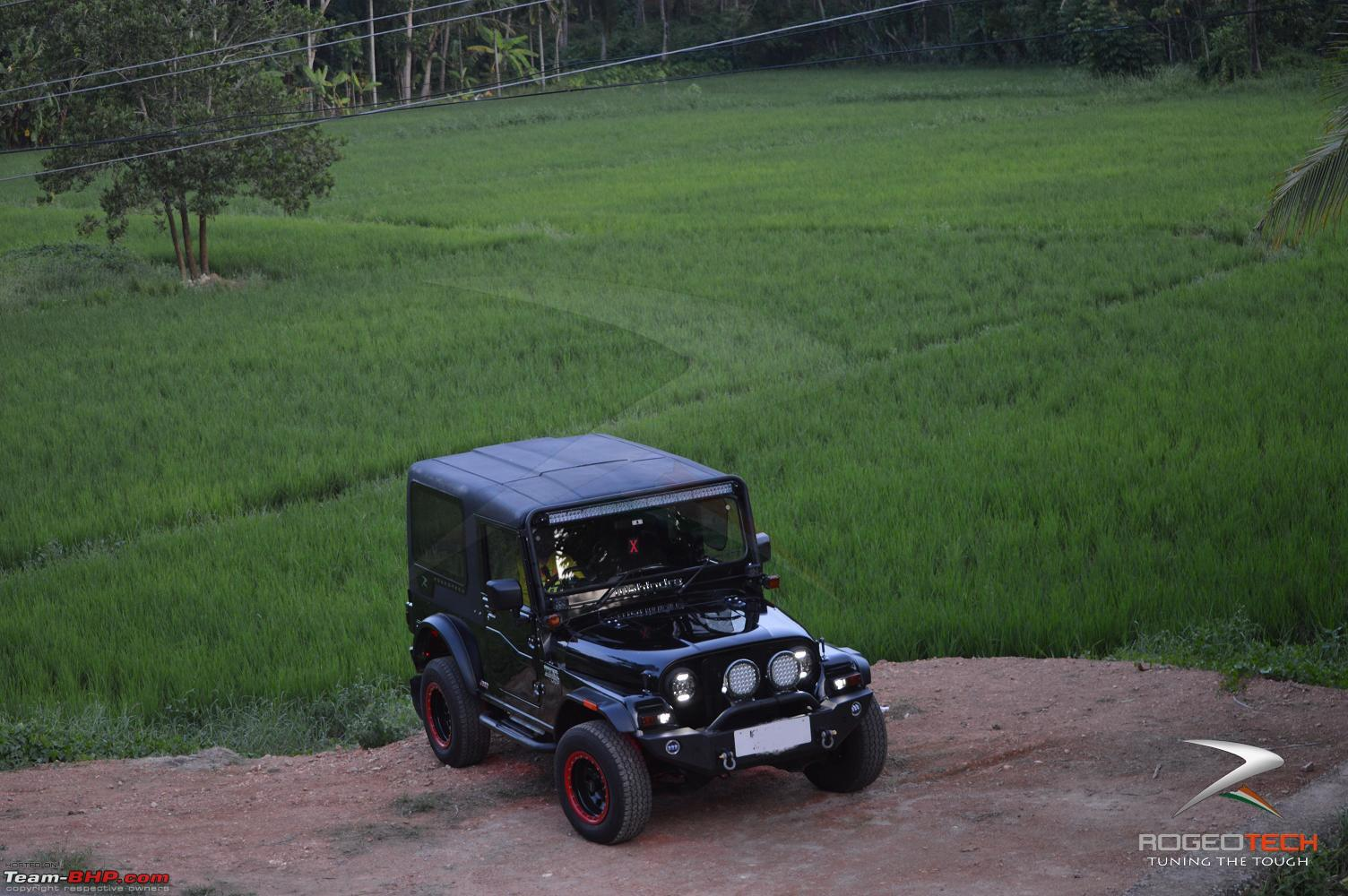 The most practical & best looking Hardtop - Mahindra Thar