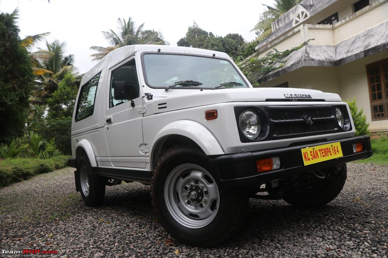 Maruti Gypsy Pictures Page 90 Team Bhp