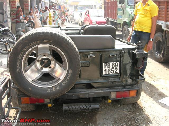 Jeeps from Punjab.